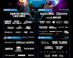 4EVERY1 FESTIVAL – CARTEL COMPLETO