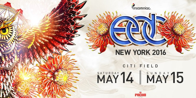 Especial Electric Daisy Carnival 2016 (New York)
