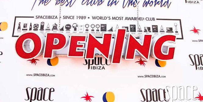 Space Opening Fiesta (Space Ibiza) 2016