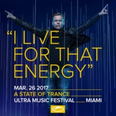 Aly and Fila – Live @ Ultra Music Festival, ASOT (Miami, United States) – 26-MAR-2017