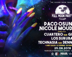 Full Moon Party cierra su cartel con el Moon Stage