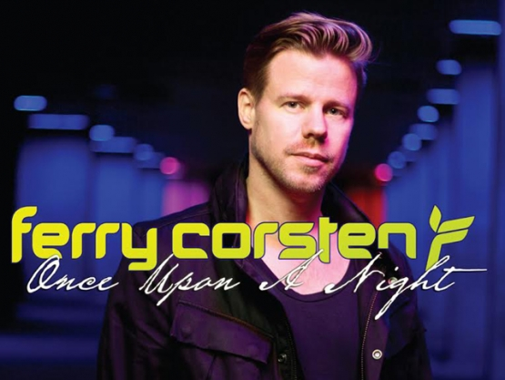"NUEVO COMPILATORIO DE FERRY CORSTEN ""ONCE UPON A NIGHT VOL. 4"""