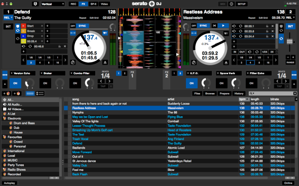 Serato DJ 1.6.3 ya disponible