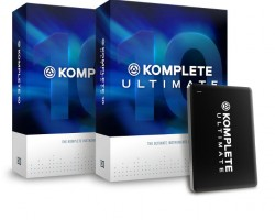 Native Instruments anuncia KOMPLETE 10 y KOMPLETE 10 ULTIMATE