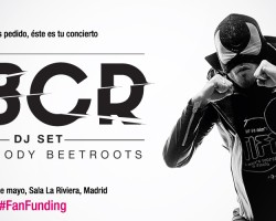 La plataforma Shows on Demand presenta al italiano SBCR Dj Set (The Bloody Beetroots) en la sala La Riviera
